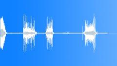 Irtipäästäminen ankkuri - äänet taustalla (uudelleen) Äänitehoste