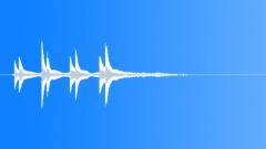 Sailing Ship: Gaff-rigged Ketch, Exterior, eight bells rung. - sound effect