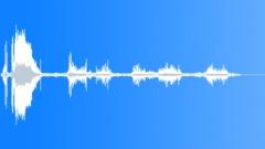 Hävittäjä - pudottamalla ankkuri puhe (uudelleen) Äänitehoste