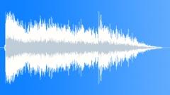 V2 rocket, Explosion, rumble Sound Effect