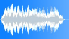 World War II Air Raid Siren, Italian, all clear sounded. Sound Effect