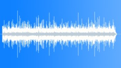 Water dripping in a passage. (Distant perspective recording.) - sound effect