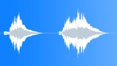 Suspicious harp stingers Sound Effect
