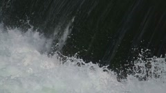 Splashing Water Closeup 1 SM 1280x720p 23.976fps Photo Jpeg Stock Footage