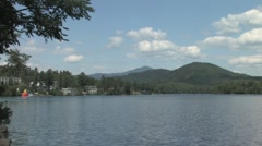Lake Placid Stock Footage