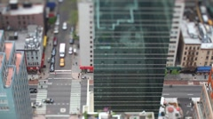 New York View 006 PJPEG 30fps.mov Stock Footage