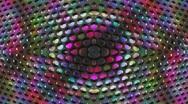 Holy Folded Grid Skew Pattern 2 Stock Footage