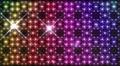 LED Light Kaleidoscope P2BiK2 HD Footage