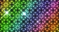 LED Light Kaleidoscope P2BiK3 HD HD Footage
