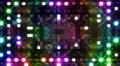 LED Light Kaleidoscope P3BoK6 HD HD Footage