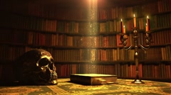 Library wizard - stock footage