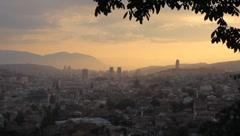 Sarajevo long-shot. 6 Stock Footage