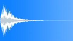 strange plop hit echoes 2 - sound effect