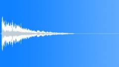 rising bang impact - sound effect