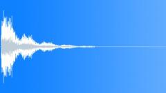 exploding bang - medium echoes - sound effect