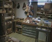 Santa's workshop Stock Footage