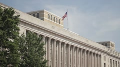 Stock Footage - US Department of Agriculture Building Stock Footage