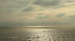 Wadden Sea - stock footage