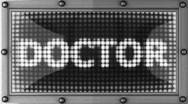 Loop doctor Stock Footage