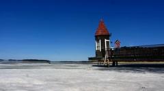 Finland Naantali Moominworld amusement park Stock Footage