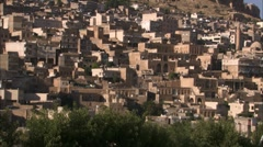 Town of Mardin (Turkey) Stock Footage