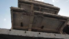Ruins Trebinje Stock Footage