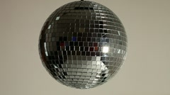 Mirror ball Stock Footage