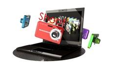 Digital Photography (HD+Loop) Stock Footage