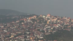 Stock Video Footage of Bosnian city