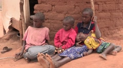 Kenya: Hunger - stock footage