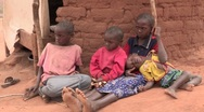 Stock Video of Kenya: Hunger Stock Footage