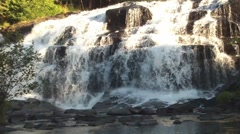 Bond Falls 03 - stock footage