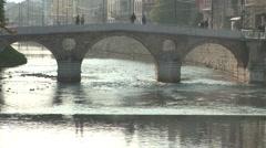Bridge. 2 Stock Footage
