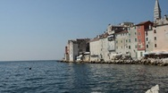 Stock Video Footage of Rovinj Riviera