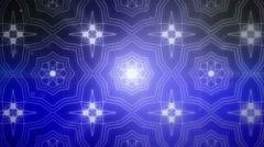 Kaleidoscopic Abstract Backgro2 LOOP Stock Footage