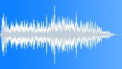 Futuristic spaceship spinning - sound effect