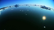 Stock Video Footage of Drift Ice as a Product of Climate Change
