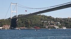 Bosphorus 9 HD 1080p Stock Footage