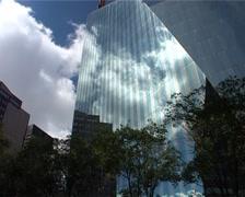 11 Diagonal Street Skyscraper Joburg, GFSD Stock Footage