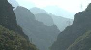 Mountains. Bosnia Stock Footage