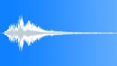 Harp gliss up - sound effect