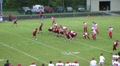 Player Runs Football 04 HD Footage