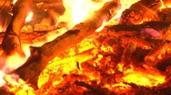 Embers and Flames 1 PRLT Stock Footage