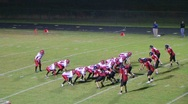 Stock Video Footage of Player Runs Football 06