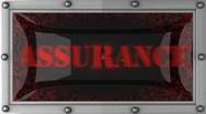 Stock Video Footage of assurance on led