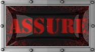 Stock Video Footage of assure on led