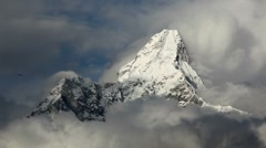 Ama Dablam. Stock Footage