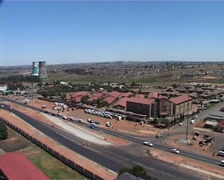 Soweto and the Cooling Towers, GFSD Stock Footage