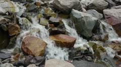 Cascade Falls, Ouray, Colorado - 4 Stock Footage