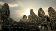 Stock Video Footage of Angkor wat